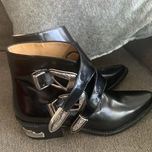 TOGA PULLA size 38 ankle boots